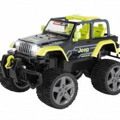 Masinuta Carrera cu telecomanda, R/C 1:16 Jeep Wrangler Rubicon
