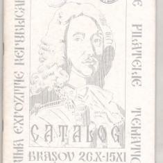 bnk fil - Catalog Expofil republicana filatelie tematica Brasov 1973