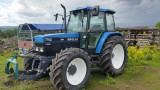 Tractor New Holland 7740 anul 1996