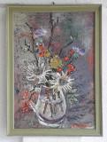 Tablou – Flori, pictură contemporană românească