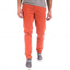 Pantaloni Velur Blend Jonas Jeppe Portocaliu