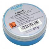 Pasta lipire Felder, 250g, Lötfett F-SW21