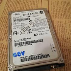 Hard disk 2.5 laptop 80Gb SATA I Fujitsu 5400 rot