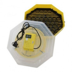 Incubator Cleo 5 DT-Dispozitiv de intoarcere oua si termometru