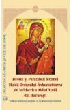 Istoria si Paraclisul icoanei Maicii Domnului Indrumatoarea, de la Biserica Mihai Voda din Bucuresti