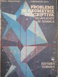 Probleme de geometrie descriptiva cu aplicatii in tehnica