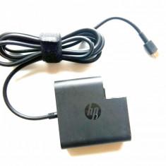 Incarcator original HP Spectre X360 1030 pro x2 65W USB-C