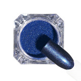 Pigment unghii Chrome #158 cu aplicator - LUXORISE