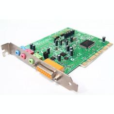 Placa de sunet PCI, 3D Sound