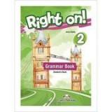 Curs Limba Engleza Right On 2 Grammar Book - Jenny Dooley