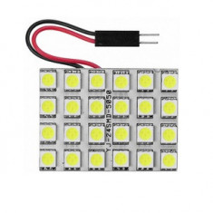 Arie cu 24 LED-uri, 12V, 44x33x4mm - 153894