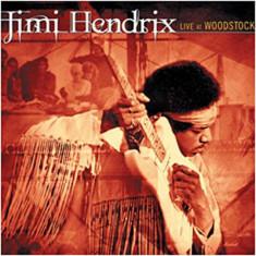 Jimi Hendrix Live at Woodstock (2cd)