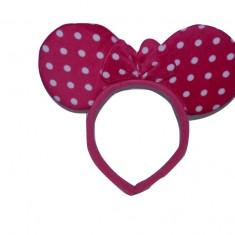 Cordeluta pentru fetitecu urechi de Minnie-Midex E5291-F, Fucsia