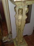 piedestal baroc venetian,vintage