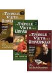 Din tainele vietii si ale universului. Set 3 volume - Scarlat Demetrescu