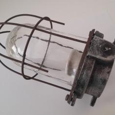lampa industriala veche