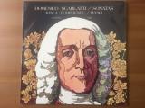 domenico scarlatti ilinca dumitrescu pian sonatas dic vinyl lp muzica clasica