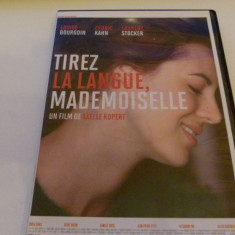 tirez la langue , mademoisellle - dvd