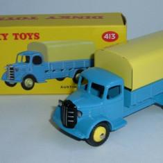 Macheta Austin Covered Wagon  - Dinky Toys