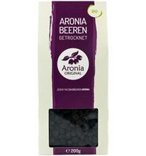 Fructe de Aronia Uscate Bio 200gr Aronia Original Cod: AOAB001 foto