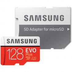 Card Memorie Cu Adaptor 128 GB Evo Plus