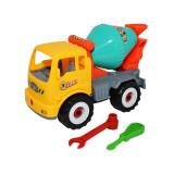 Camion/Betoniera demontabil(a), 21x10x14 cm