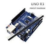 Placa dezvoltare Arduino UNO R3 MEGA328P CH340G (a.982)