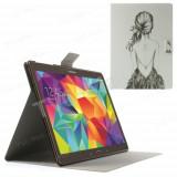 """Husa Samsung Galaxy Tab S T800 T801 T805 10.5"""" + folie + stylus, 10.5 inch"""