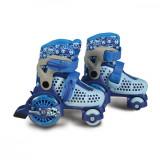 Patine cu rotile Little Beetle Blue Boy XS 26-29, Byox