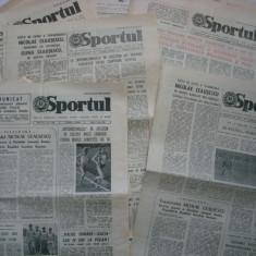 Ziarul Sportul   1 noiembrie 1986
