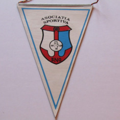 "Fanion fotbal - AS ""SANTIERUL NAVAL"" OLTENITA"