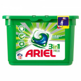Detergent de rufe Ariel gel capsule Pods Mountain Spring, 15 capsule x 29.9 ml