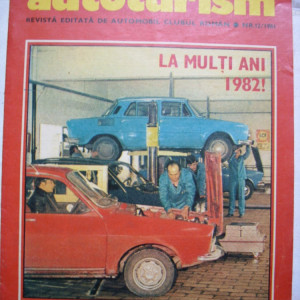 Revista Autoturism  nr.12-1981
