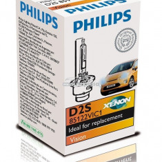 Bec Xenon Philips D2S Vision 85V 35W 85122VIC1