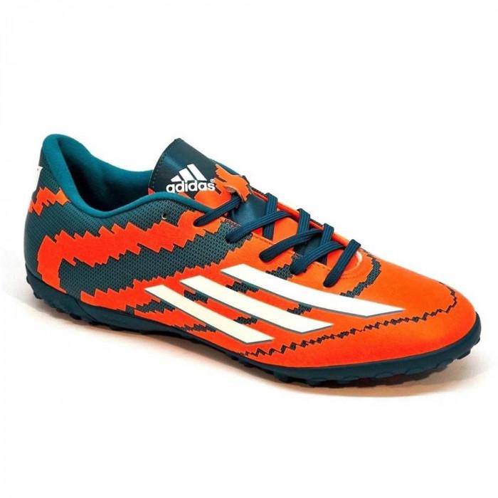 Ghete fotbal Adidas Messi 10.3 TF Portocaliu 39