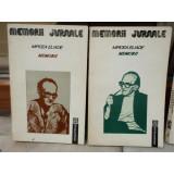 MEMORII-MIRCEA ELIADE , VOL I + II