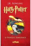 Harry Potter si Printul Semisange | J.K. Rowling, Arthur