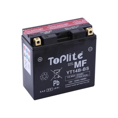 Baterie Moto fara intretinere 12V 12Ah L 152 l 70 H 145 foto