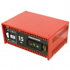 Redresor baterie auto Absaar Germany 12V 15A incarcator cu incarcare normala/rapida si indicator cu led