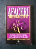 ROBERT T. KIYOSAKI, SHARON L. LECHTER - AFACERI INTERACTIVE