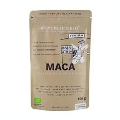 Pulbere de Maca Ecologica Vegana 150gr Republica Bio Cod: 1003334