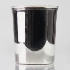 Pahar, pocal din argint masiv 950 1000 - 330 ml