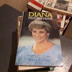 Diana printesa trista – Nicholas Davies