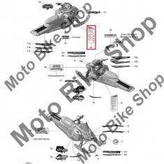 MBS Abtibild avertizare/securitate Ski Doo, nr. 10, Cod Produs: 516003790SK