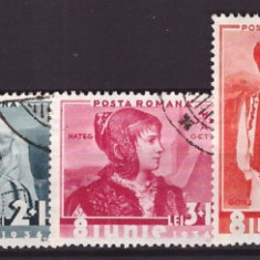 1936 - OETR serie stampilata