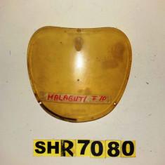 Plexi transparent peste far Malaguti F10 50cc