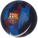 Cumpara ieftin Mingi de fotbal Nike FC Barcelona Pitch Ball DC2237-451 albastru marin