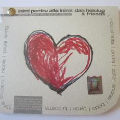 Raritate! CD sigilat Dan Helciug & friends cu desene originale artisti 2010