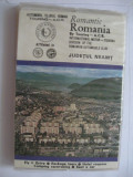 Diapozitive (Automobilul Clubul Roman)-Judetul Neamt (un volum), anii 80