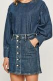 Cumpara ieftin Levi's - Fusta jeans